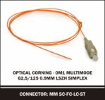 corning om1 multimode 62,5/125 0,9mm simplex